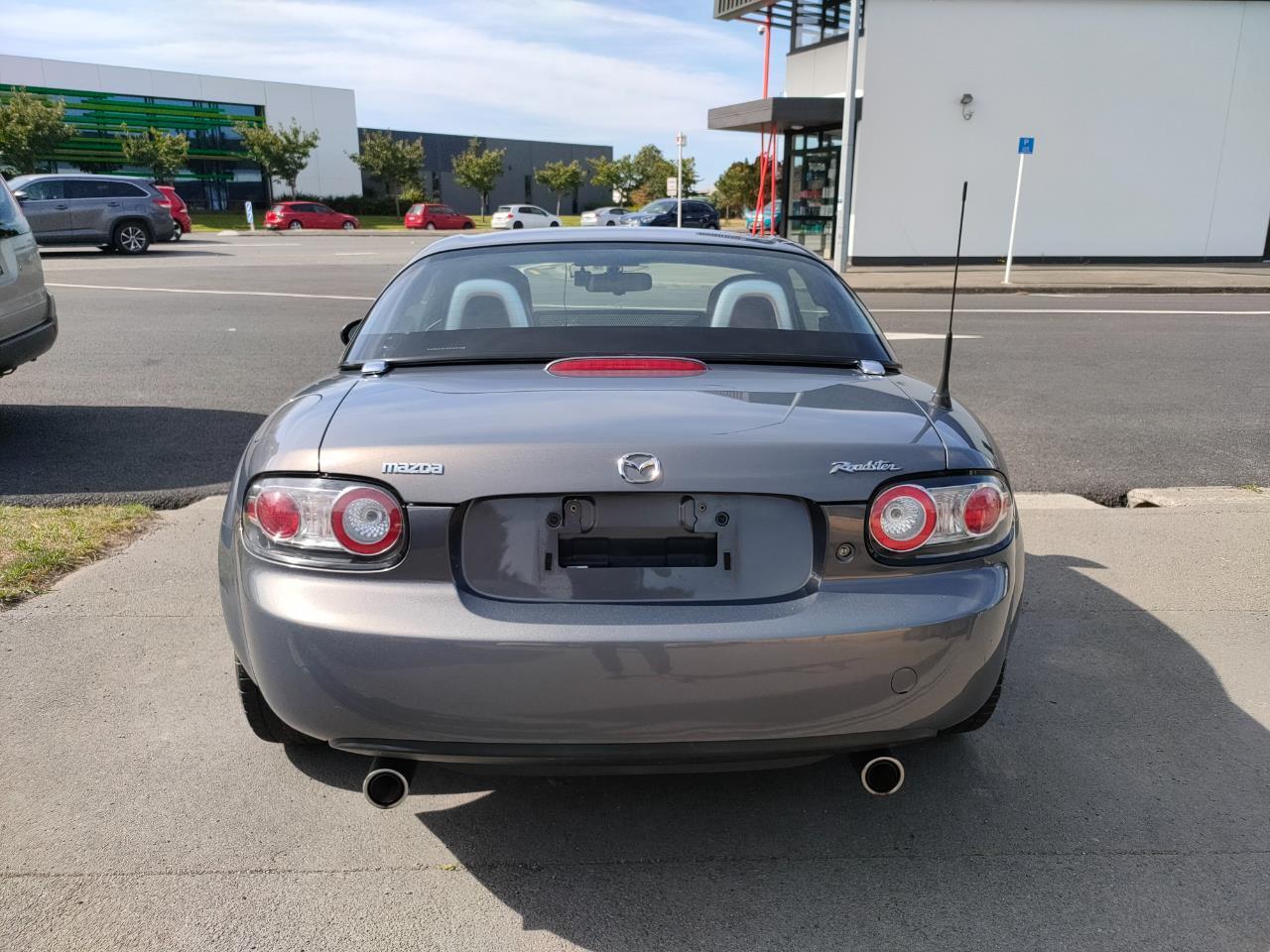 image-3, 2006 Mazda Roadster at Christchurch