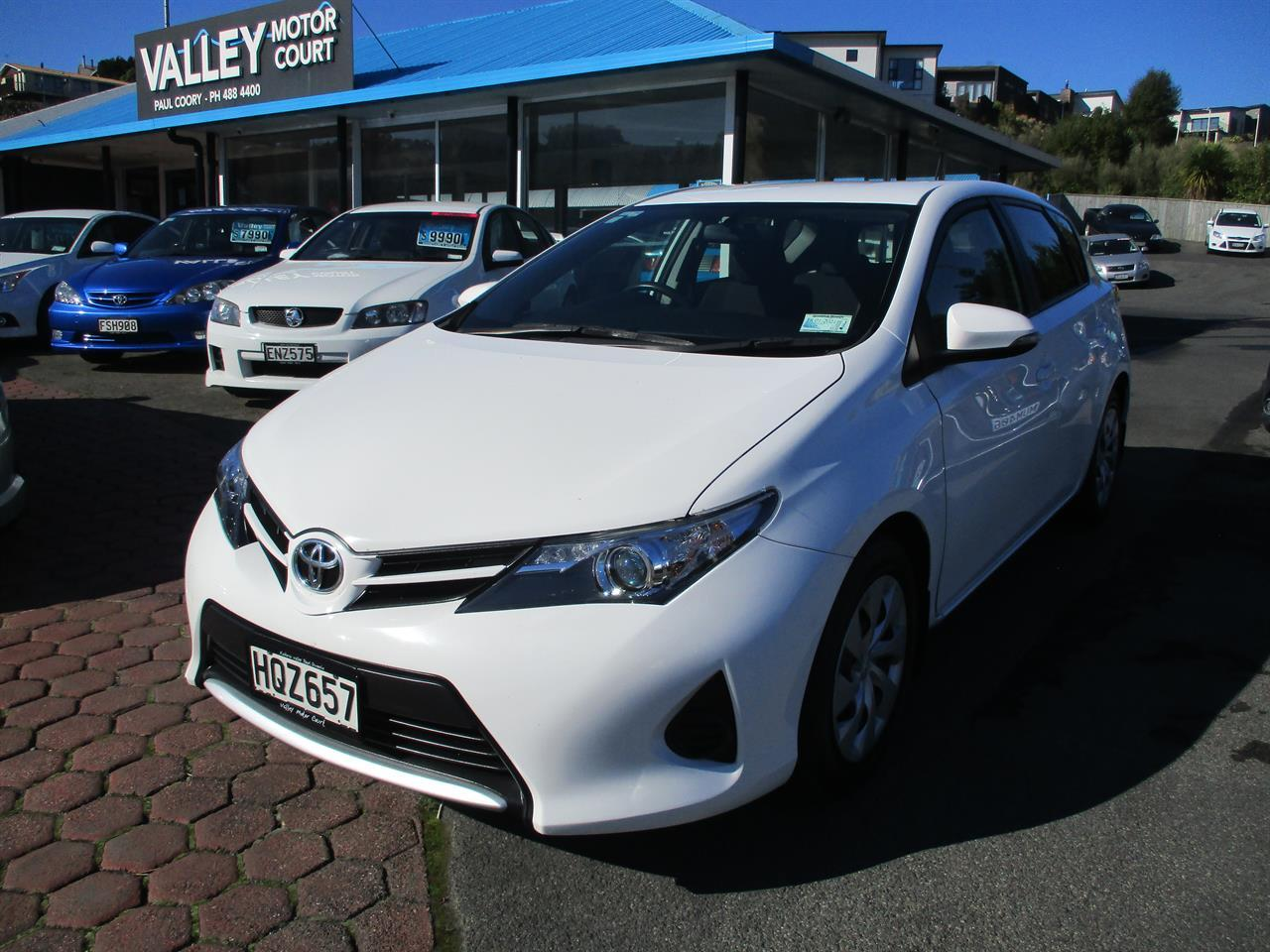 image-8, 2014 Toyota Corolla GX 1.8P HATCH CV at Dunedin