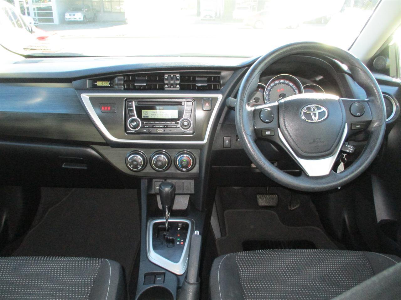 image-12, 2014 Toyota Corolla GX 1.8P HATCH CV at Dunedin