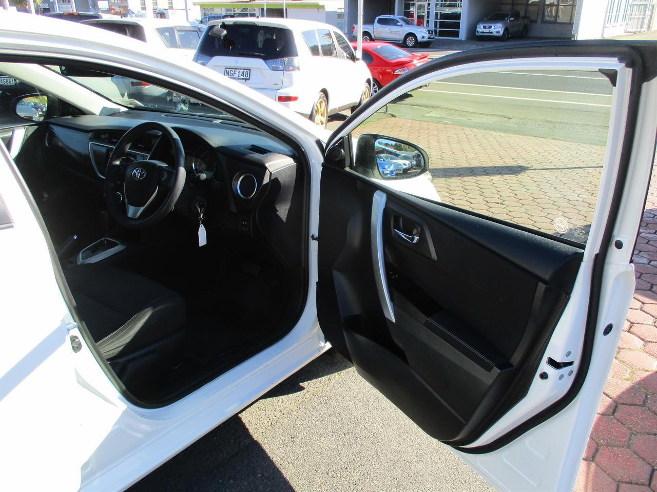 image-13, 2014 Toyota Corolla GX 1.8P HATCH CV at Dunedin
