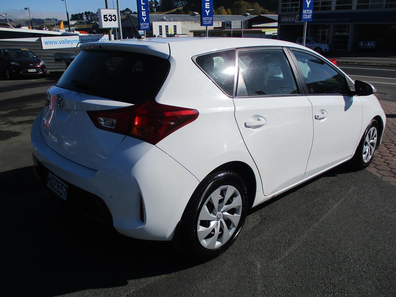 image-3, 2014 Toyota Corolla GX 1.8P HATCH CV at Dunedin