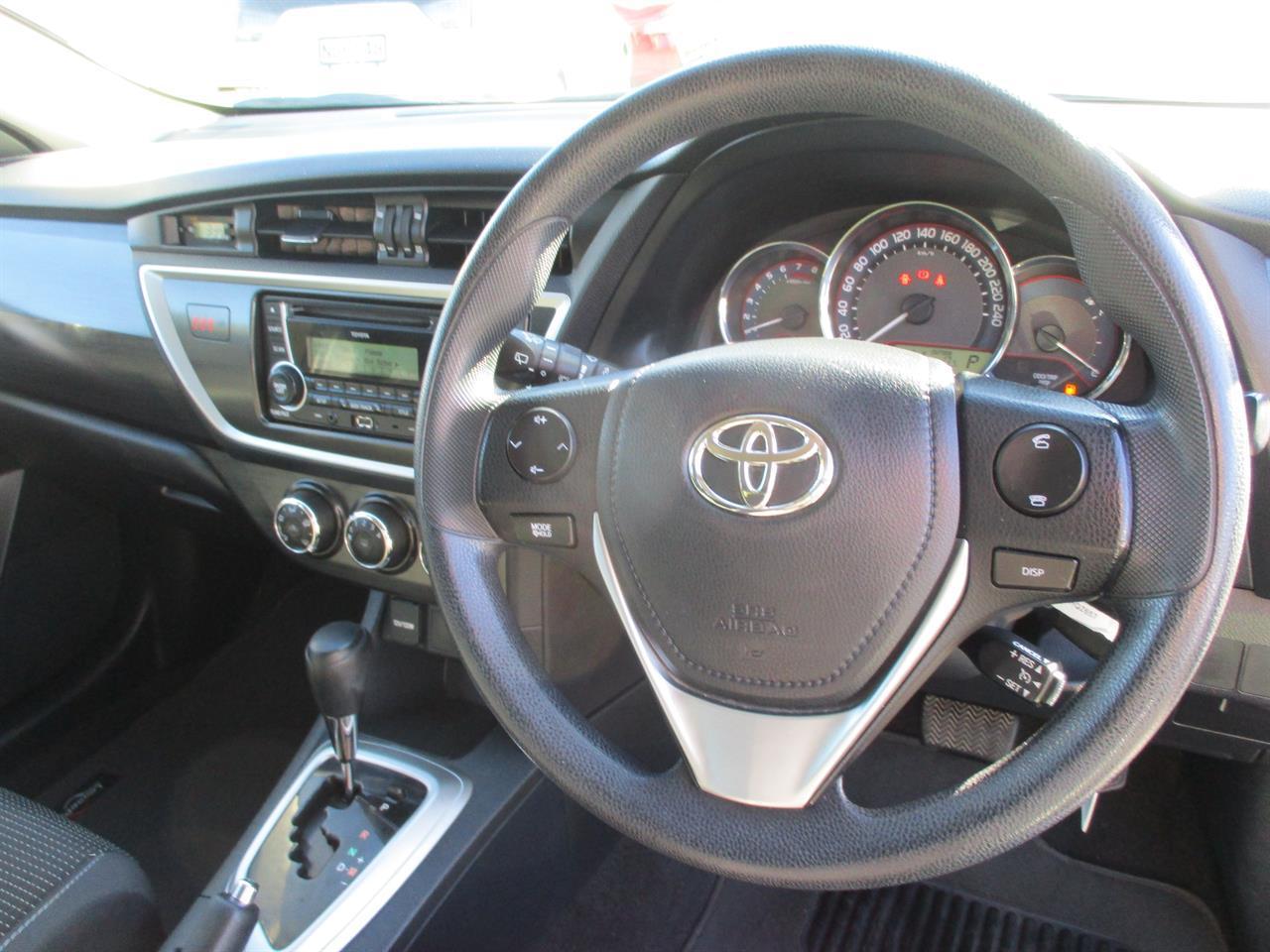 image-15, 2014 Toyota Corolla GX 1.8P HATCH CV at Dunedin