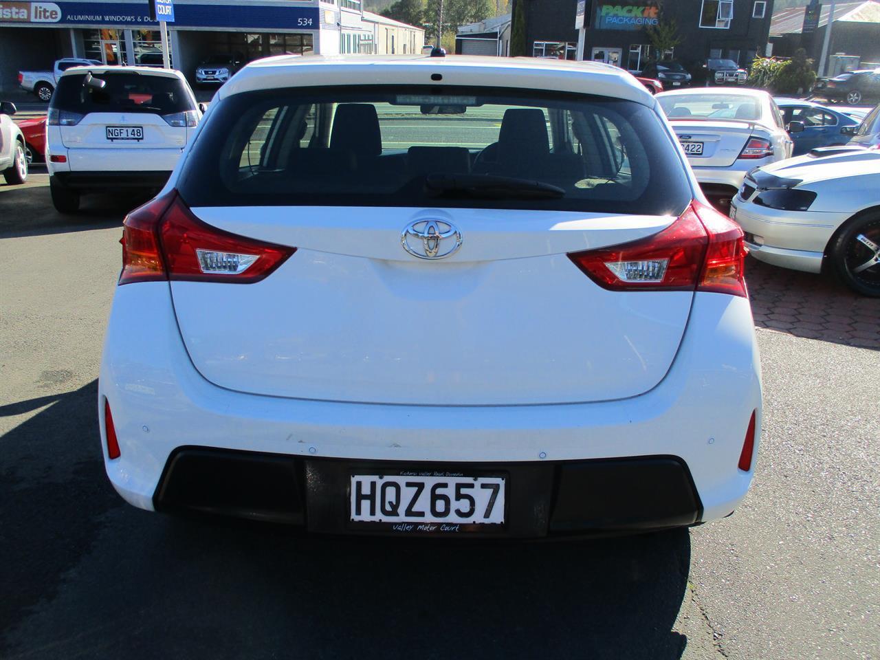 image-4, 2014 Toyota Corolla GX 1.8P HATCH CV at Dunedin