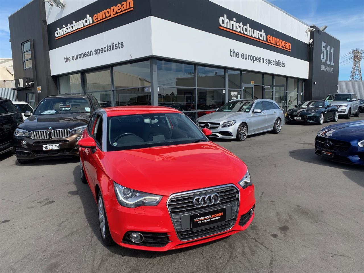 image-1, 2011 Audi A1 1.4 TSI 7 Speed at Christchurch