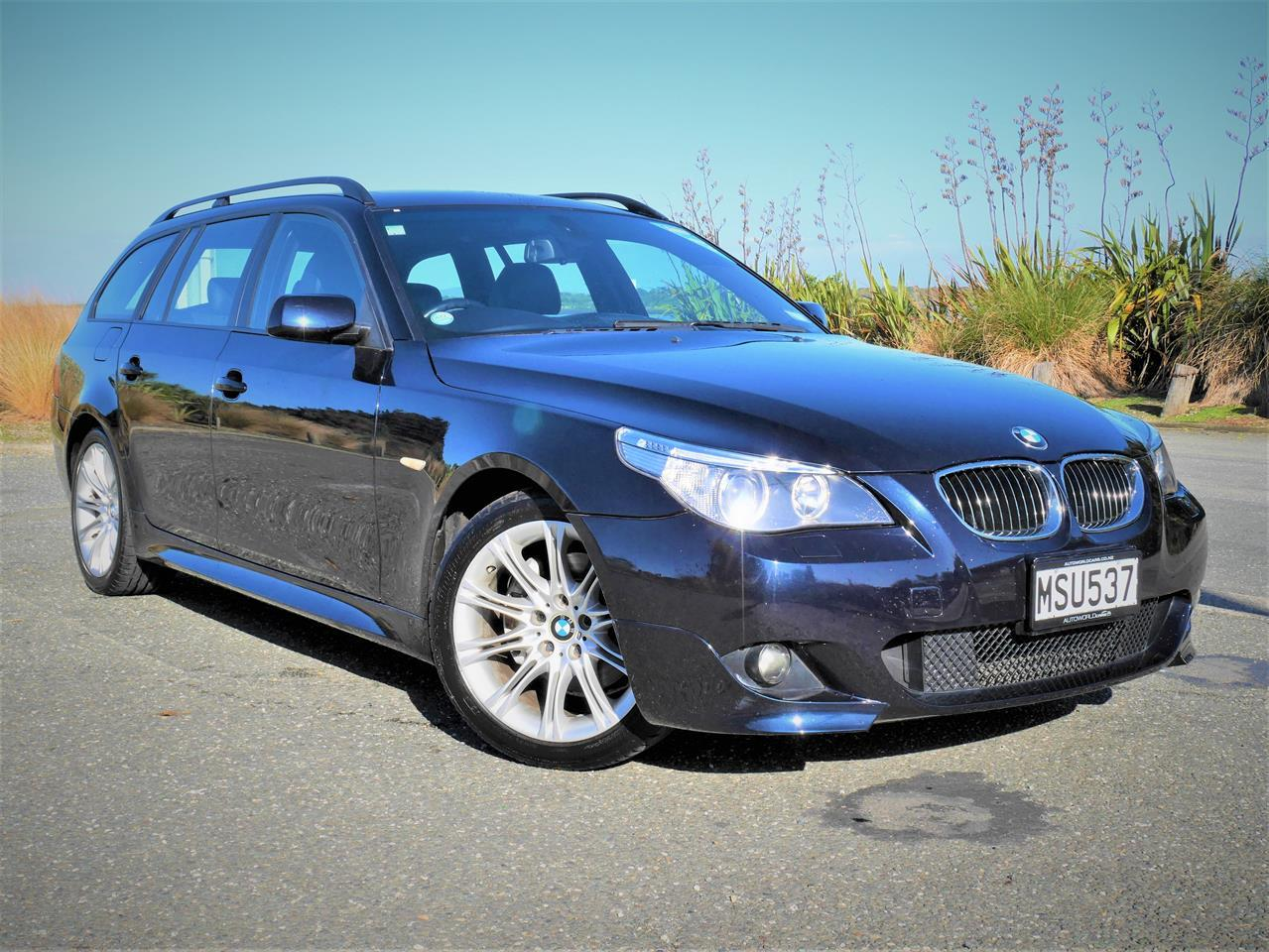 image-0, 2006 BMW 525i Touring M Sports at Invercargill