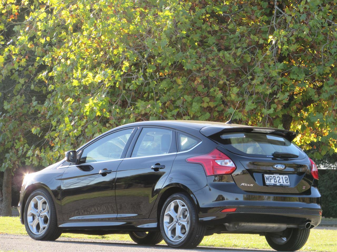 image-3, 2013 Ford Focus at Christchurch
