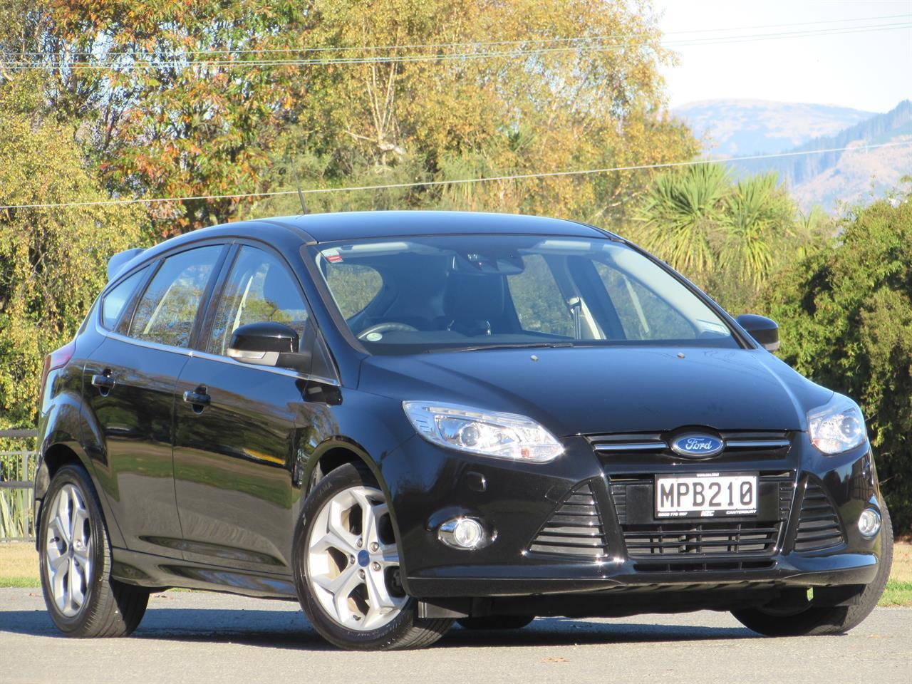 image-0, 2013 Ford Focus at Christchurch