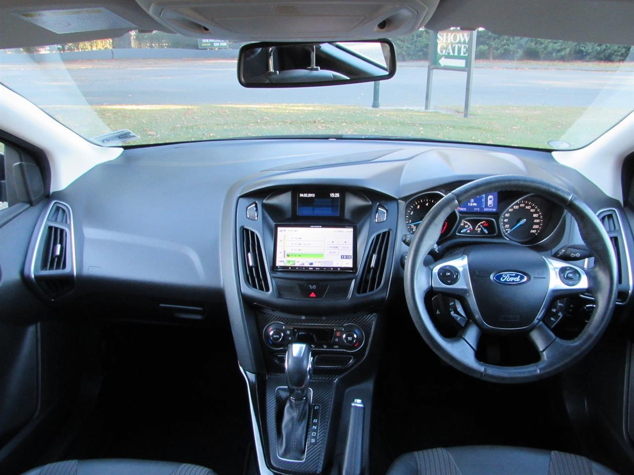 image-11, 2013 Ford Focus at Christchurch