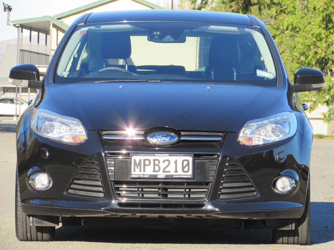 image-1, 2013 Ford Focus at Christchurch