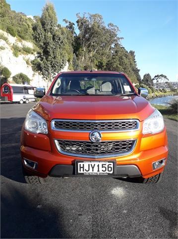 image-2, 2014 Holden Colorado LTZ 4x2 Diesel Auto at Dunedin