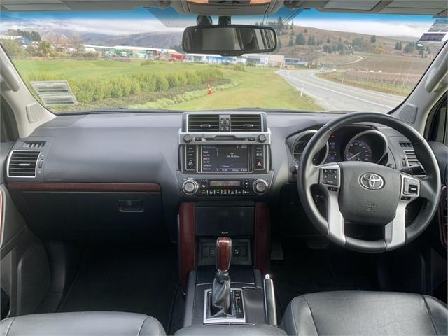 image-15, 2016 Toyota Land Cruiser Prado VX 2.8D 4WD Auto at Central Otago