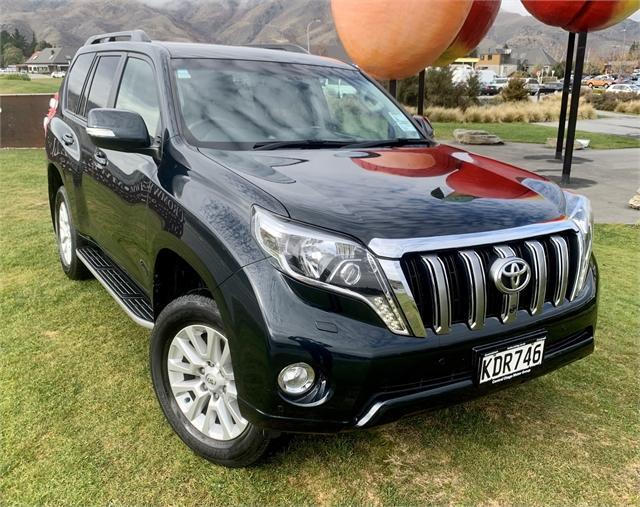 image-9, 2016 Toyota Land Cruiser Prado VX 2.8D 4WD Auto at Central Otago