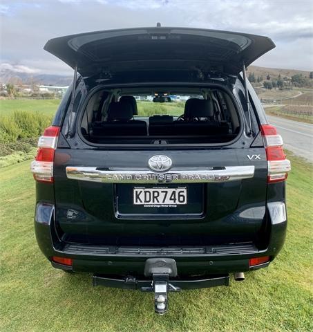 image-5, 2016 Toyota Land Cruiser Prado VX 2.8D 4WD Auto at Central Otago
