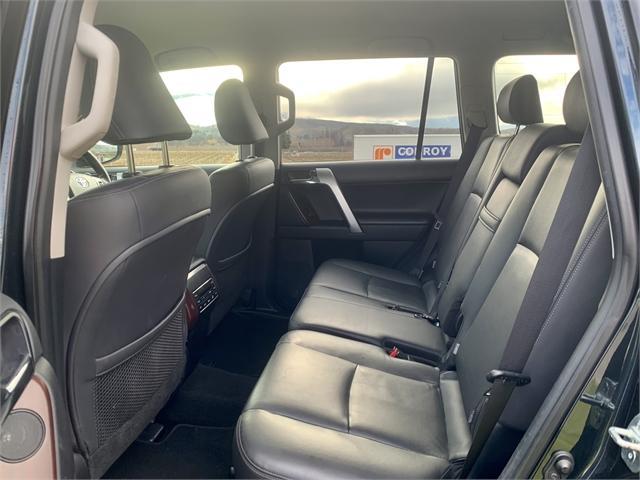 image-13, 2016 Toyota Land Cruiser Prado VX 2.8D 4WD Auto at Central Otago