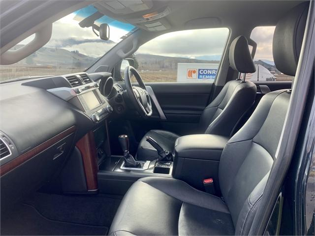 image-14, 2016 Toyota Land Cruiser Prado VX 2.8D 4WD Auto at Central Otago