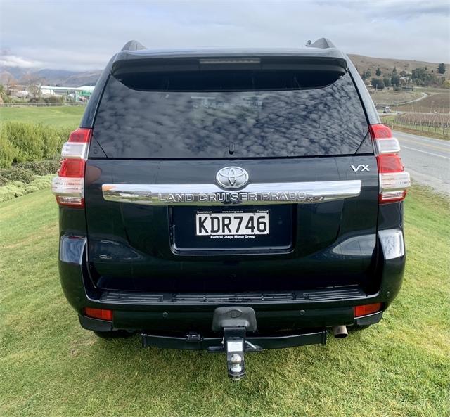 image-4, 2016 Toyota Land Cruiser Prado VX 2.8D 4WD Auto at Central Otago