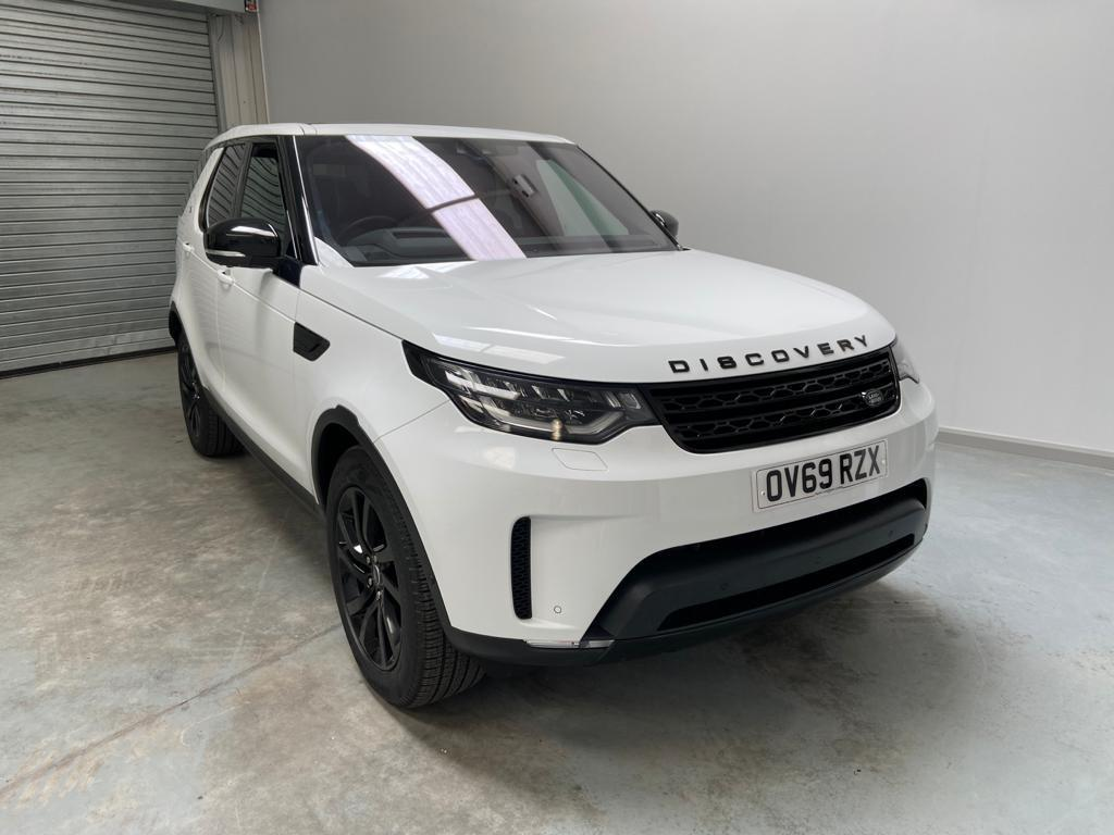 image-1, 2019 LandRover Discovery 5 3.0 SD6 HSE Black Packa at Christchurch