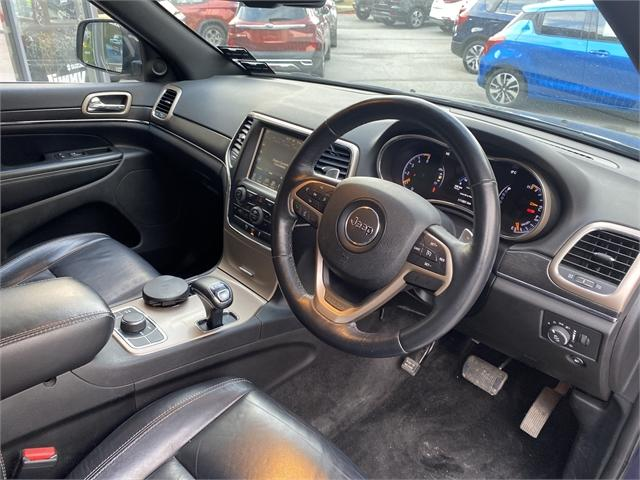 image-5, 2015 Jeep Grand Cherokee 3.0 Diesel Limited at Central Otago