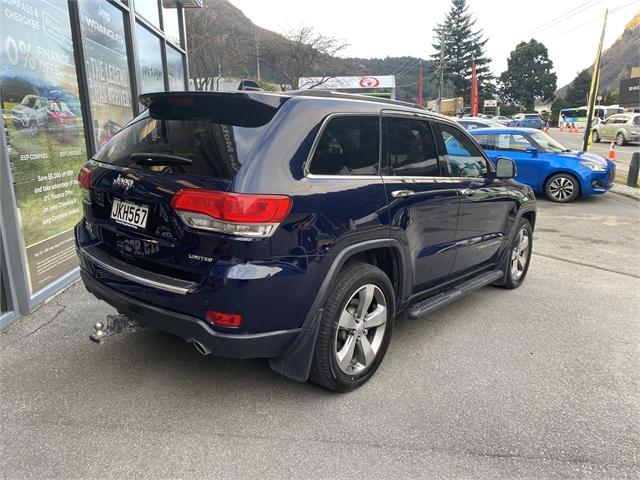 image-2, 2015 Jeep Grand Cherokee 3.0 Diesel Limited at Central Otago