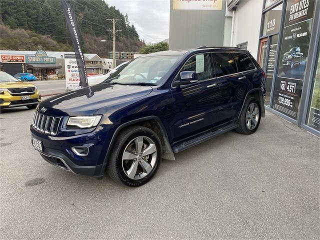image-3, 2015 Jeep Grand Cherokee 3.0 Diesel Limited at Central Otago