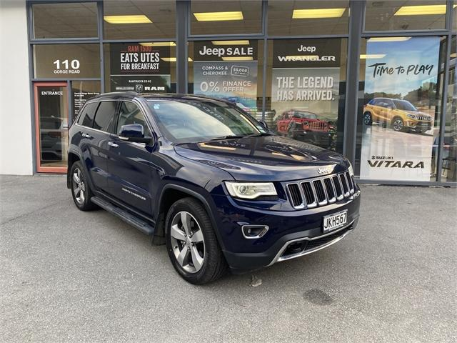 image-0, 2015 Jeep Grand Cherokee 3.0 Diesel Limited at Central Otago