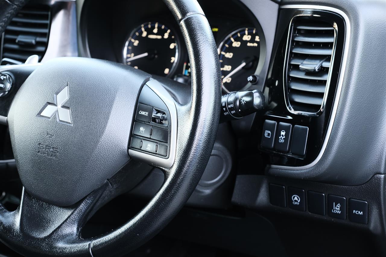 image-13, 2013 Mitsubishi Outlander 24G 4WD 7-Seater 'Safety at Christchurch