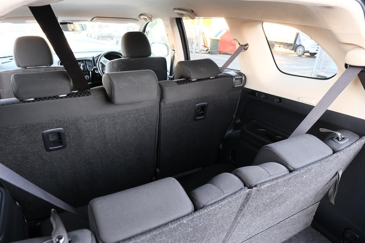 image-17, 2013 Mitsubishi Outlander 24G 4WD 7-Seater 'Safety at Christchurch