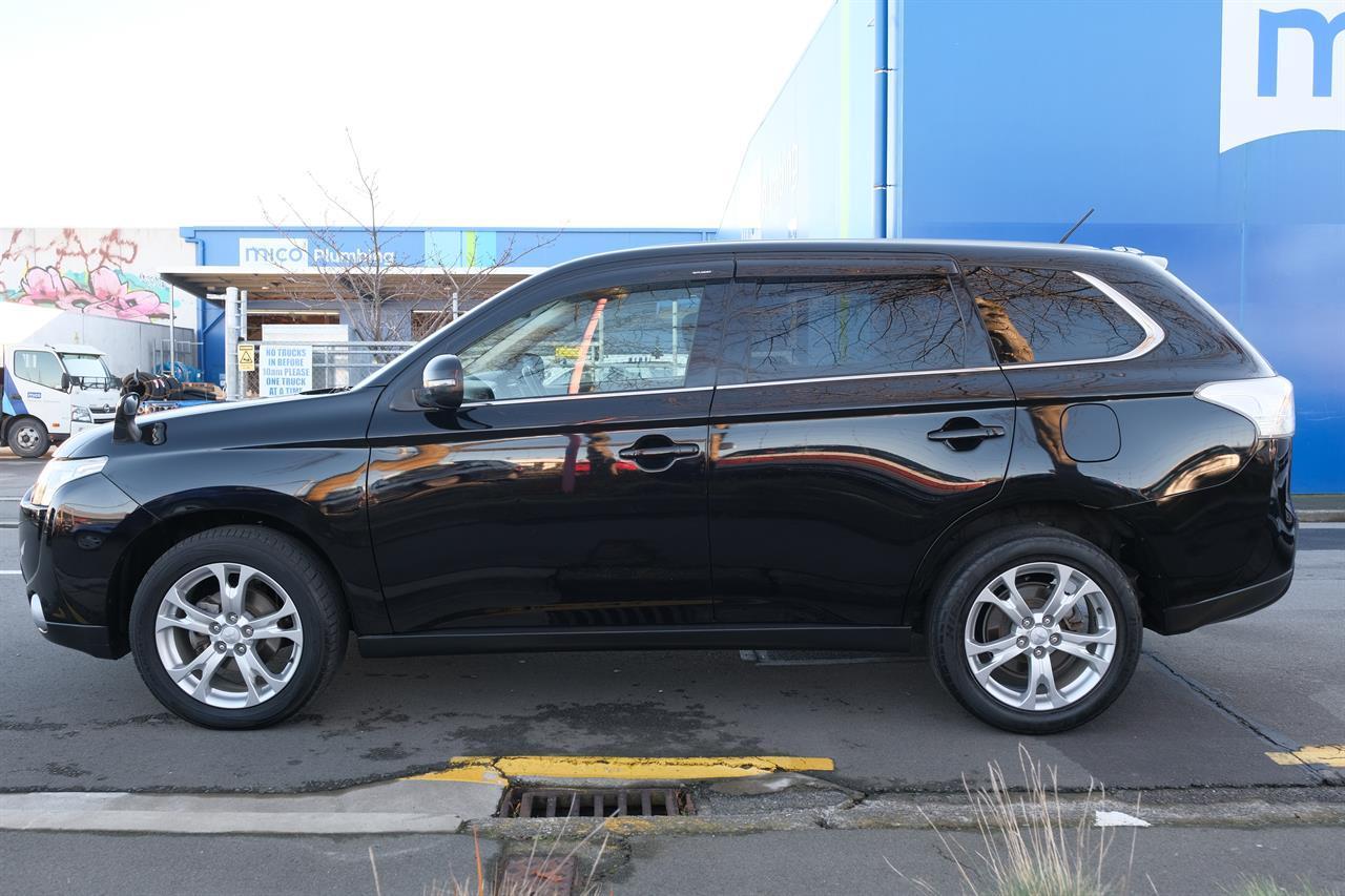 image-5, 2013 Mitsubishi Outlander 24G 4WD 7-Seater 'Safety at Christchurch