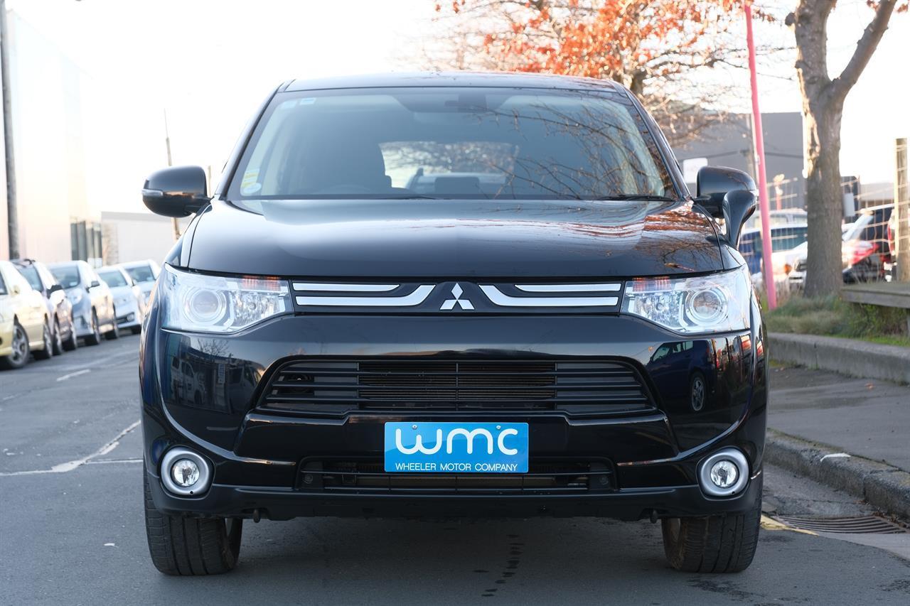 image-2, 2013 Mitsubishi Outlander 24G 4WD 7-Seater 'Safety at Christchurch