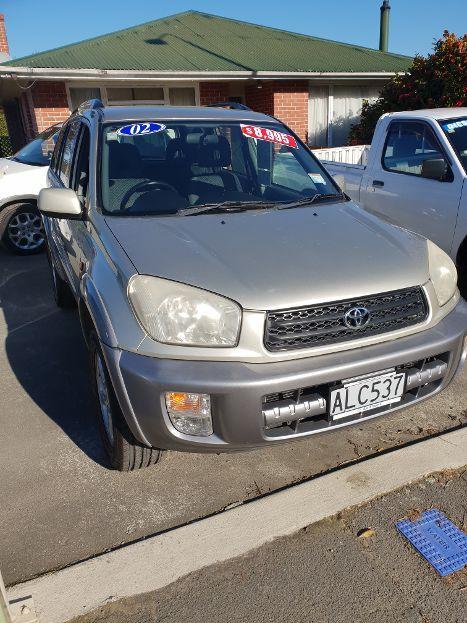 image-0, Toyota Rav 4 2002 at Timaru
