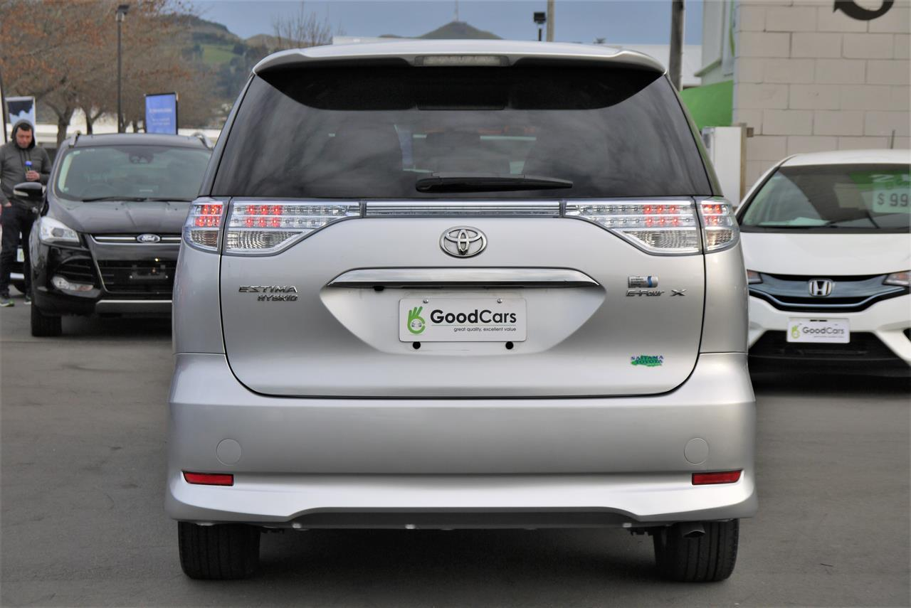 image-3, 2009 Toyota Estima E-Four Hybrid X at Christchurch