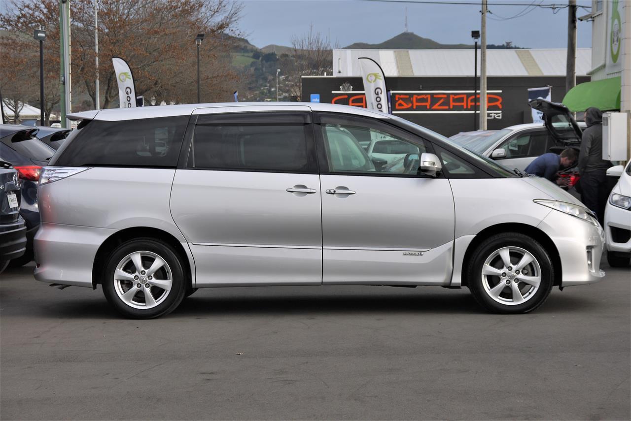 image-1, 2009 Toyota Estima E-Four Hybrid X at Christchurch