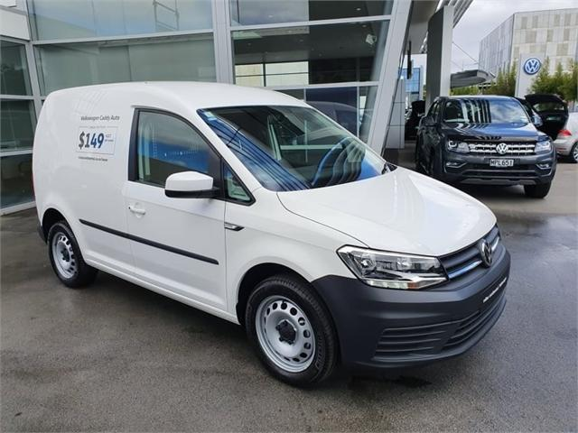 2021 Volkswagen Caddy Delivery White Van Auto for sale in ...