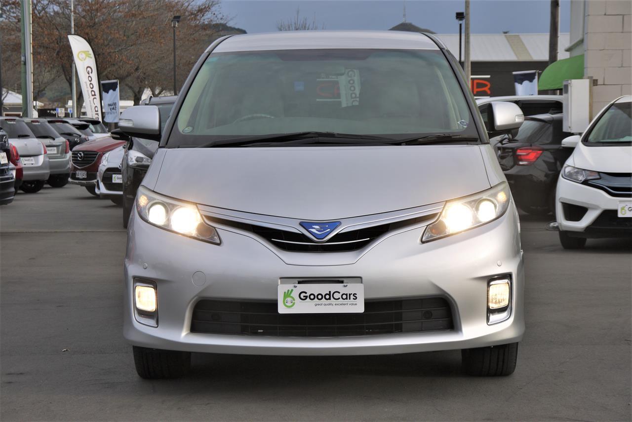 image-8, 2009 Toyota Estima E-Four Hybrid X at Christchurch