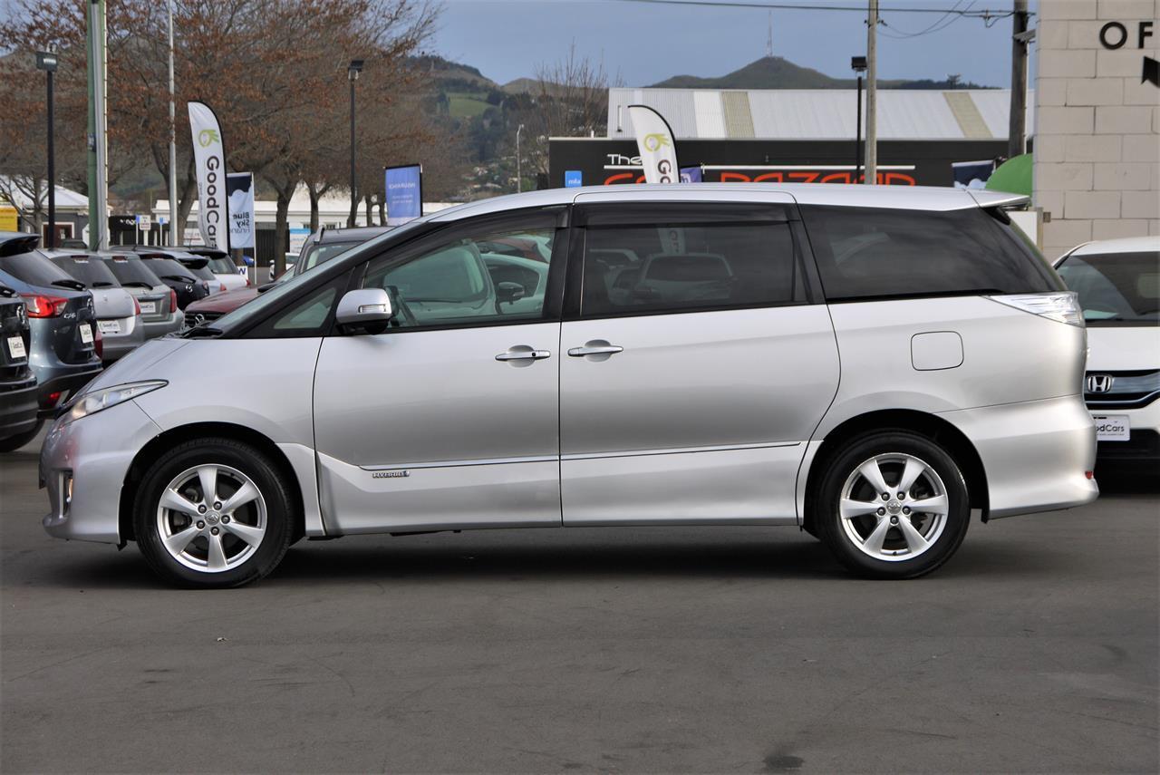 image-6, 2009 Toyota Estima E-Four Hybrid X at Christchurch