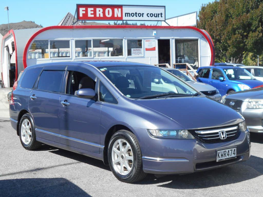 image-1, 2004 Honda Odyssey 7 Seater at Central Otago