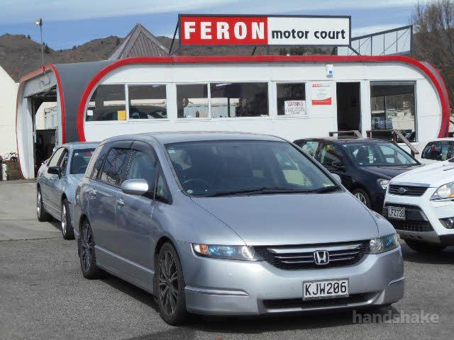 image-4, 2004 Honda Odyssey 7 Seater at Central Otago
