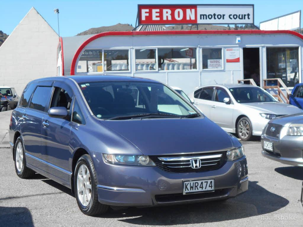 image-0, 2004 Honda Odyssey 7 Seater at Central Otago