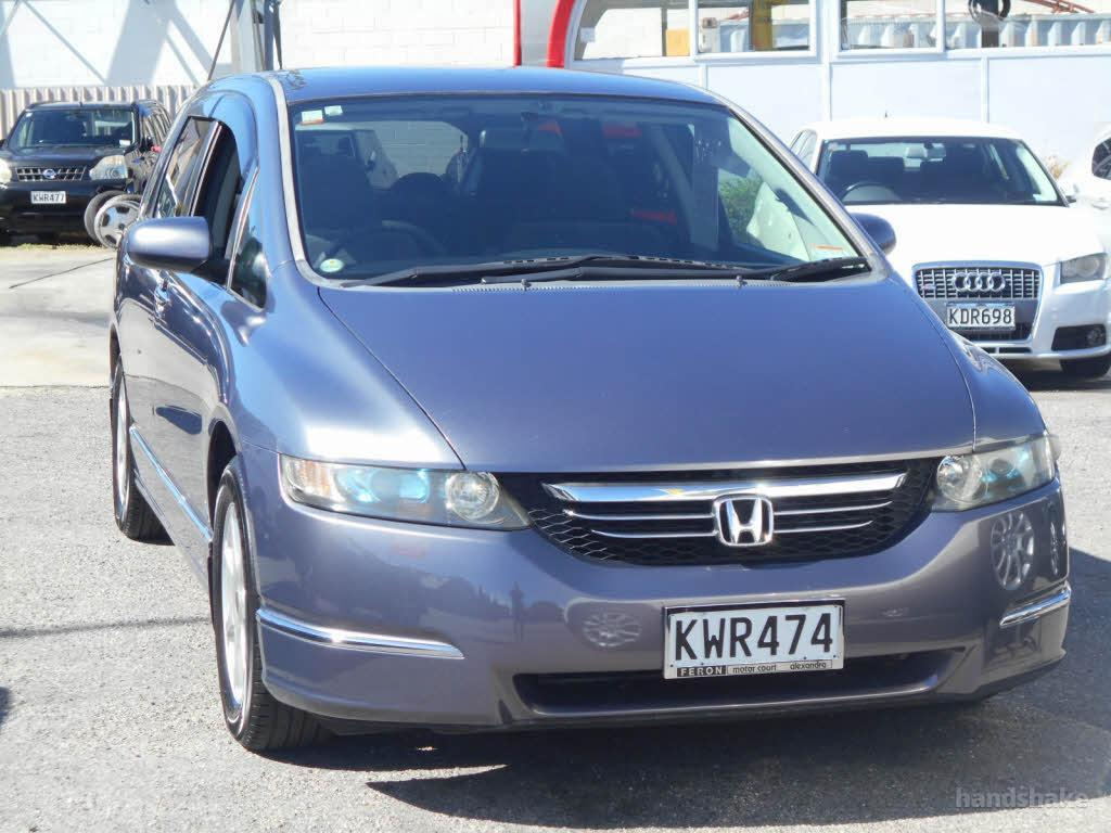 image-2, 2004 Honda Odyssey 7 Seater at Central Otago