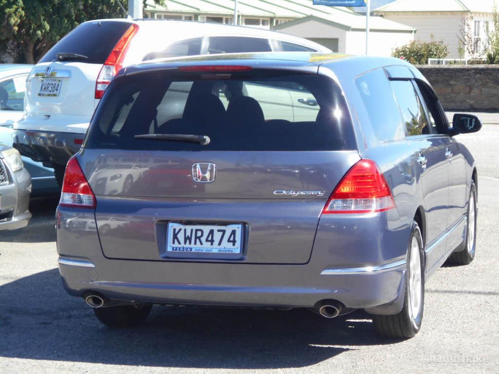 image-3, 2004 Honda Odyssey 7 Seater at Central Otago