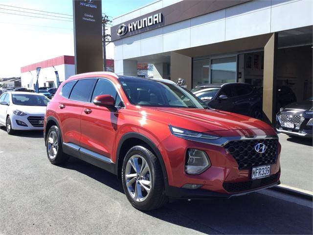 image-0, 2019 Hyundai Santa Fe TM 2.2 CRDi ELITE LIMITED at Dunedin