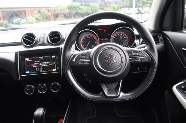 image-11, 2018 Suzuki Swift RS 1.0P Auto at Christchurch
