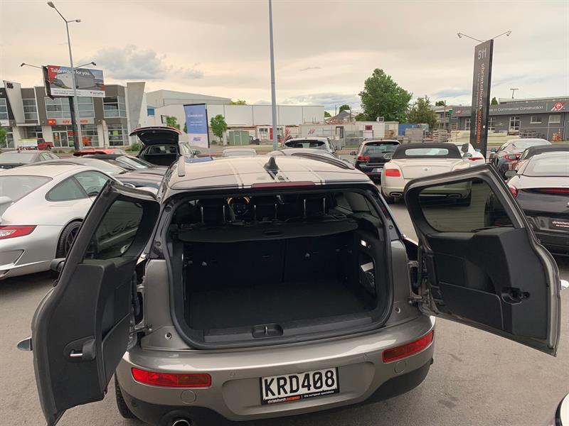 image-7, 2017 Mini Cooper Clubman NZ New High-Spec at Christchurch