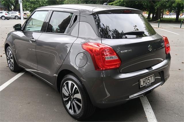 image-4, 2018 Suzuki Swift RS 1.0P Auto at Christchurch