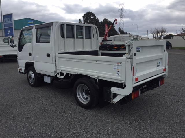 image-9, 2018 ISUZU NKS85 4X4 DOUBLE CAB at Christchurch