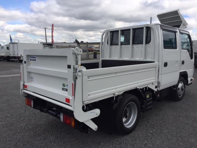 image-1, 2018 ISUZU NKS85 4X4 DOUBLE CAB at Christchurch