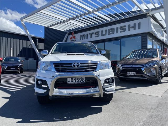 image-1, 2015 Toyota Hilux SR5 TRD Sportivo 3.0D/4Wd/5At at Christchurch
