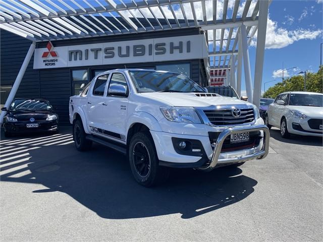image-0, 2015 Toyota Hilux SR5 TRD Sportivo 3.0D/4Wd/5At at Christchurch