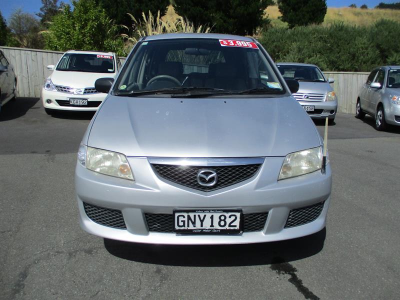 image-8, 2002 MAZDA PREMACY 1800 at Dunedin