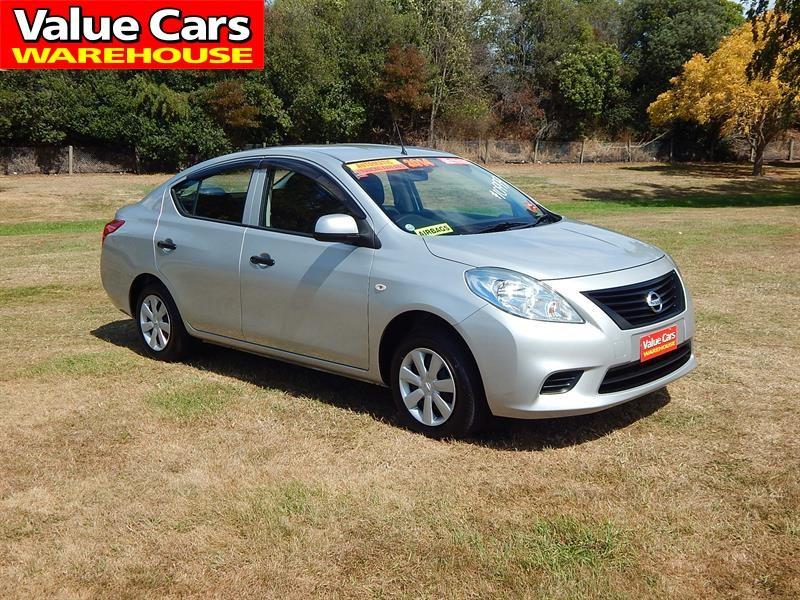 image-0, 2014 Nissan Tiida Latio B at Christchurch